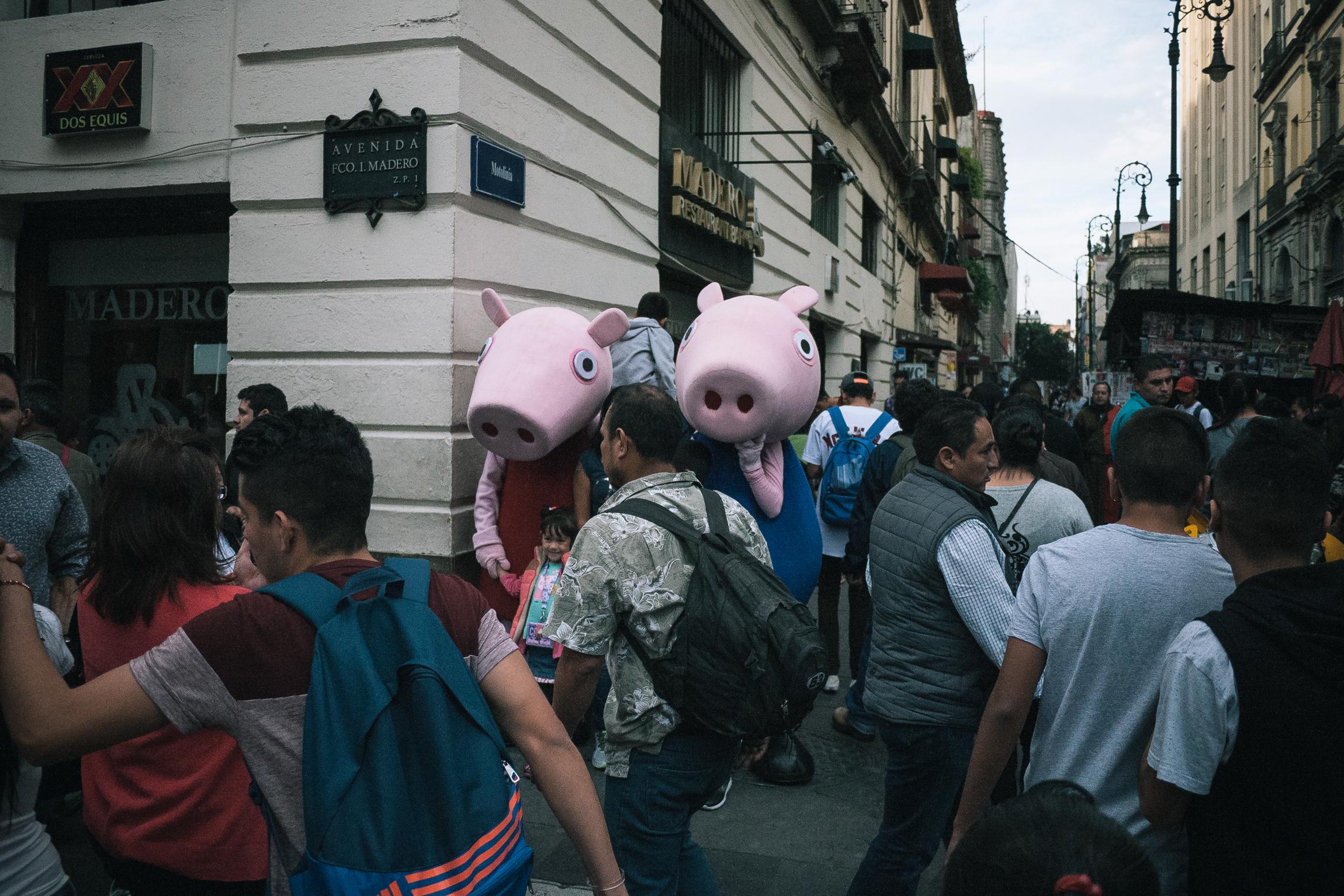 Street Bacon