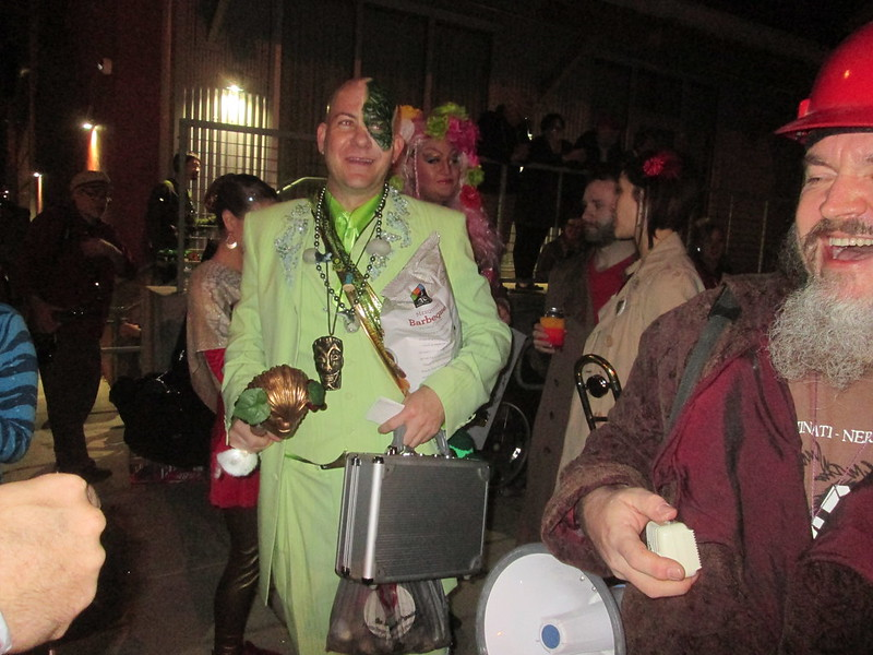 Krewe of Chewbacchus 2016