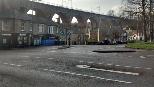 Durham Railway Viaduct Jan 16