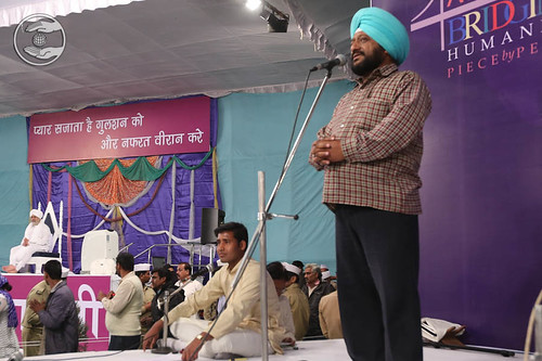 Devotional song by Harpal Singh from Jaspur
