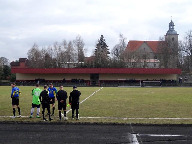 LKS Kamionka Kamień Krajeński 0:0 SLKS Start Pruszcz (A Klasa)