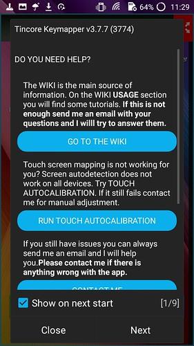 Hướng dẫn map nút tay cầm sử dụng chơi game cho Zenfone max - 116052