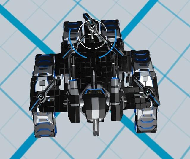 Dark Tracer 3