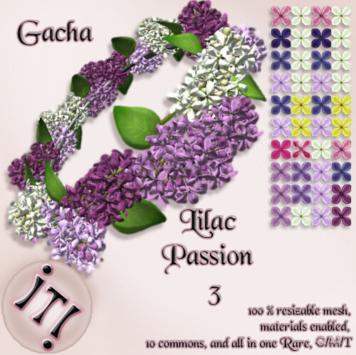 !IT! - Lilac Passion 3 Gacha Image