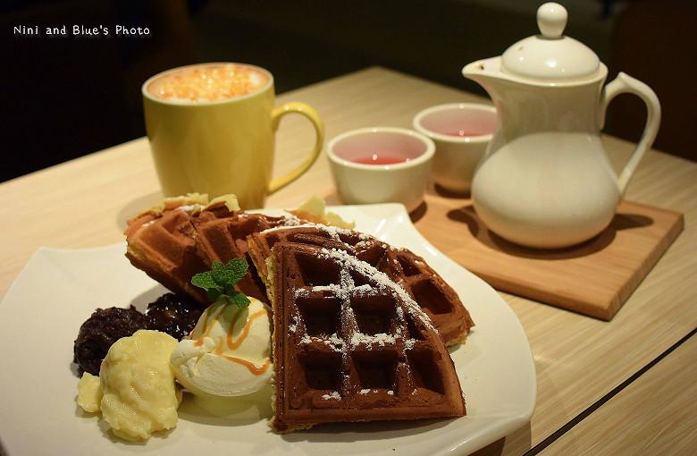 台中科博館早午餐In Cafe 浸在咖啡07