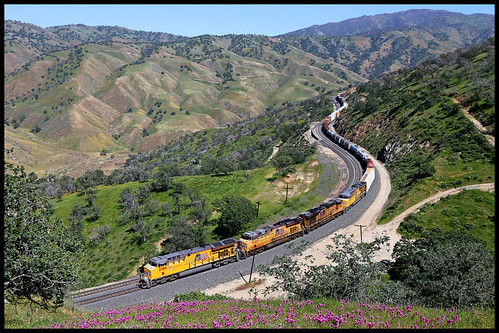 cliff up pacific union pass tehachapi et45ah mwcrvc