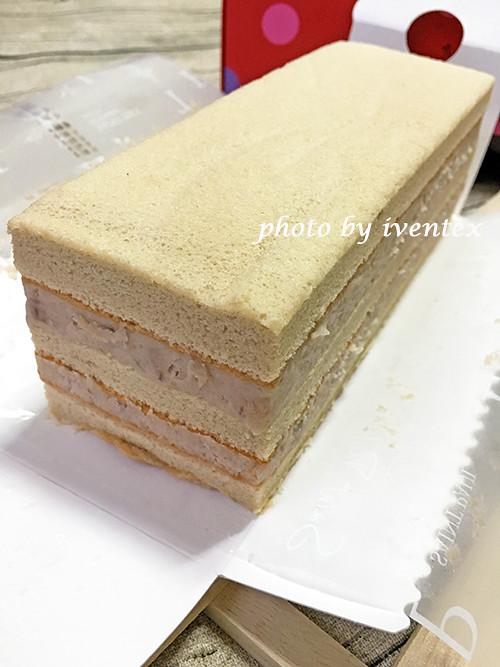 09刀口力彌月蛋糕聖保羅SAINT PAUL重芋泥蛋糕提拉米蘇奶凍捲