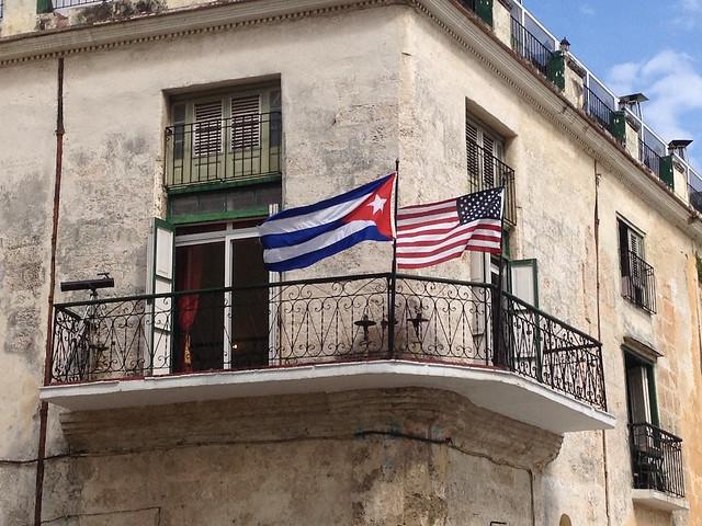 #Cuba La #Habana se engalana para la llegada de #ObamaCuba @Potus