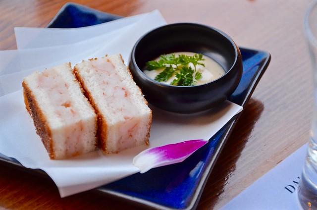 jinya shrimp toast