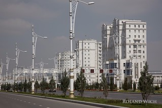 The Streets of Ashgabat