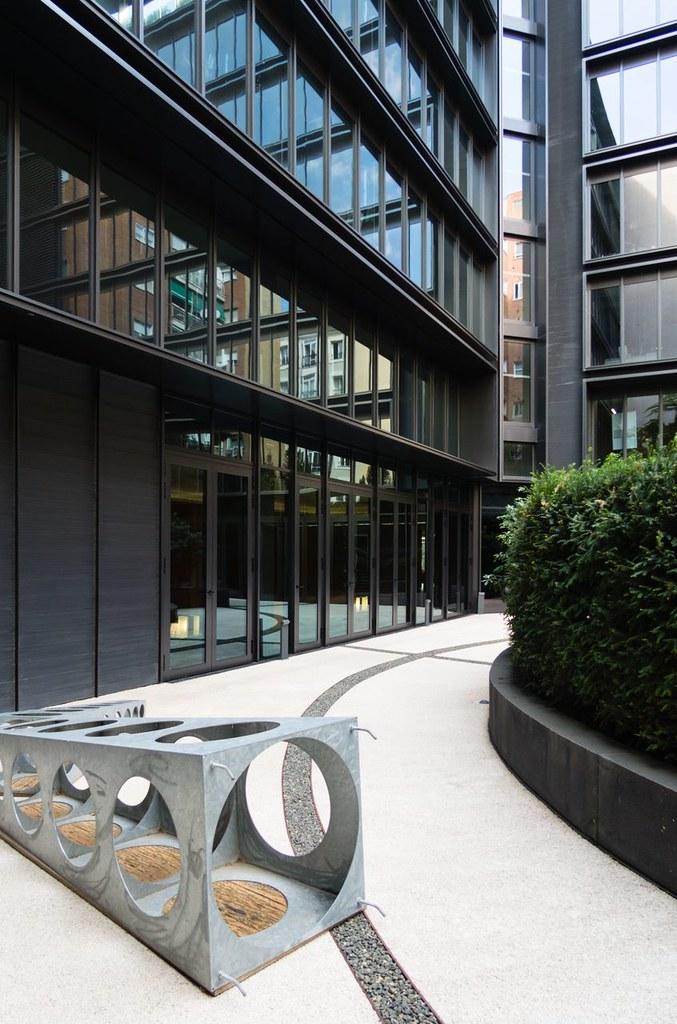 Ruiz Barbarín + GCA Arquitectos. Cuatrecasas office #7