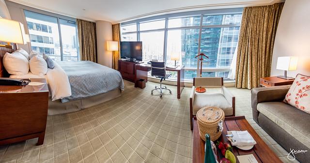 Shangri-la Vancouver Executive King Suite