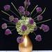 Summer Flowers Allium — Photo Courtesy The Rittners School of Floral Design, Boston
