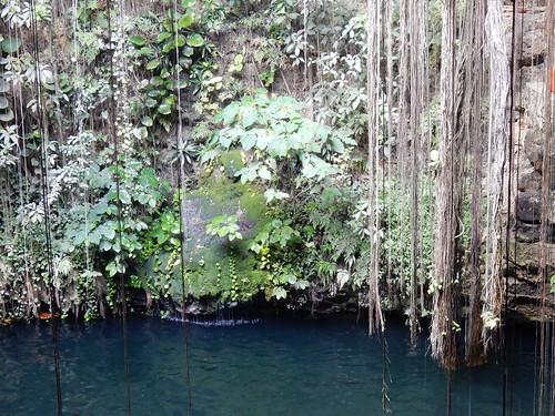 Ik-Kil cenote - 2