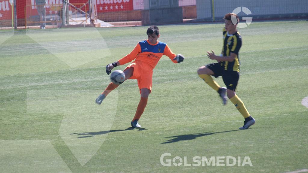 Liga Infantil. CD Roda - UD Alboraya (02/04/2016), Jorge Sastriques