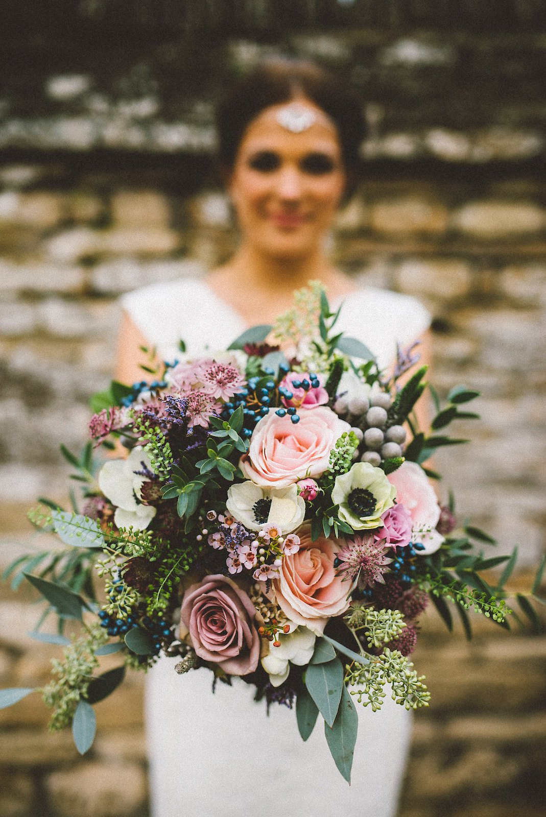 Wedding flowers for autumn autumn wedding flowers ideas for Bouquet of flowers for weddings