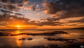 Rickett's Point Sunset