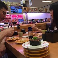箕面といえば寿司!