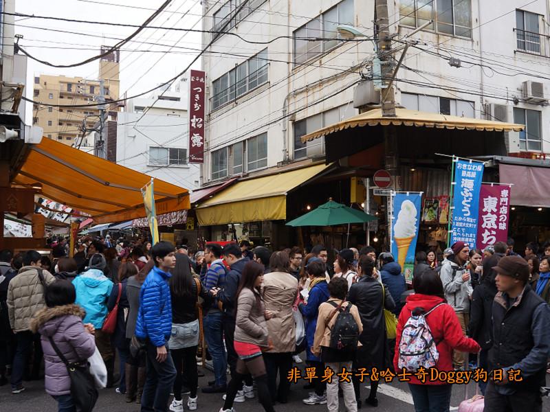 日本築地市場海膽蓋飯15