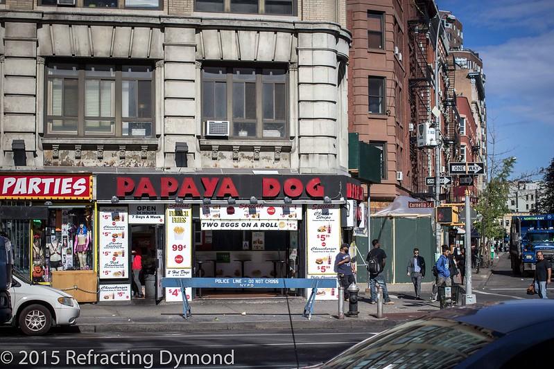 Papya Dog