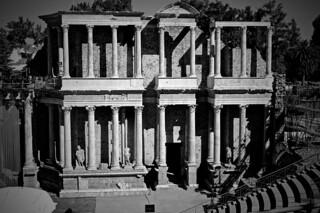Bild av Conjunto Arqueológico de Mérida nära Mérida. mérida patrimonio