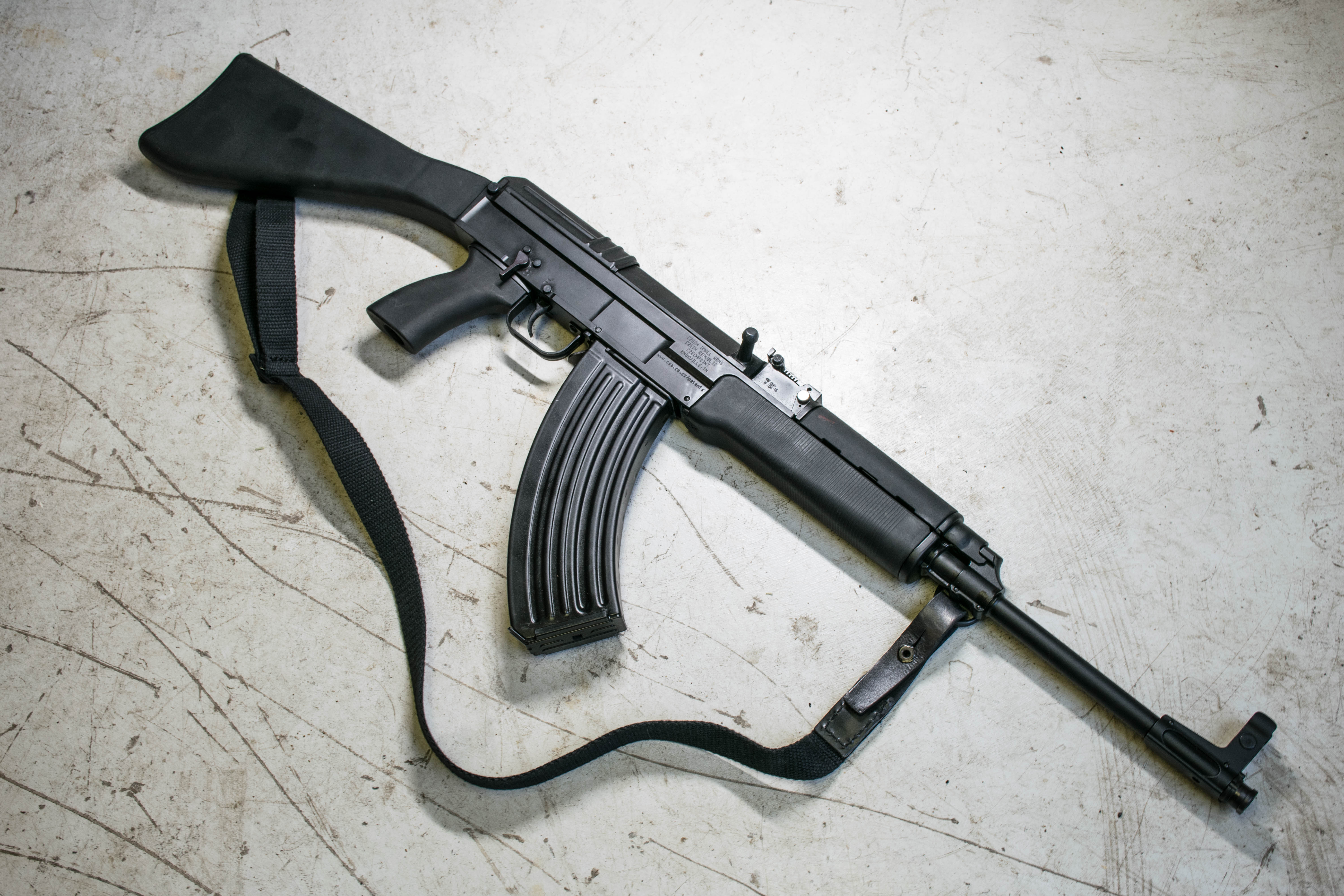 Czech Small Arms Czechpoint Usa Sa Vz 58 Rifleoc 187 Imgday Com