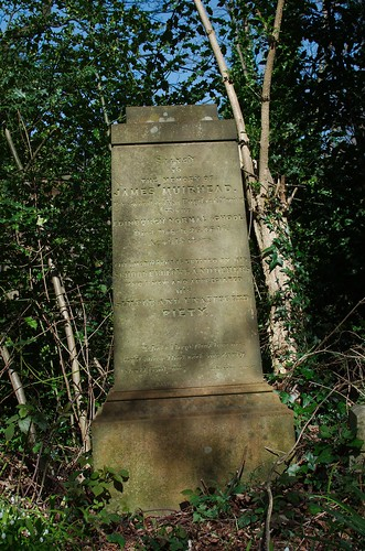 Grave of James Muirhead