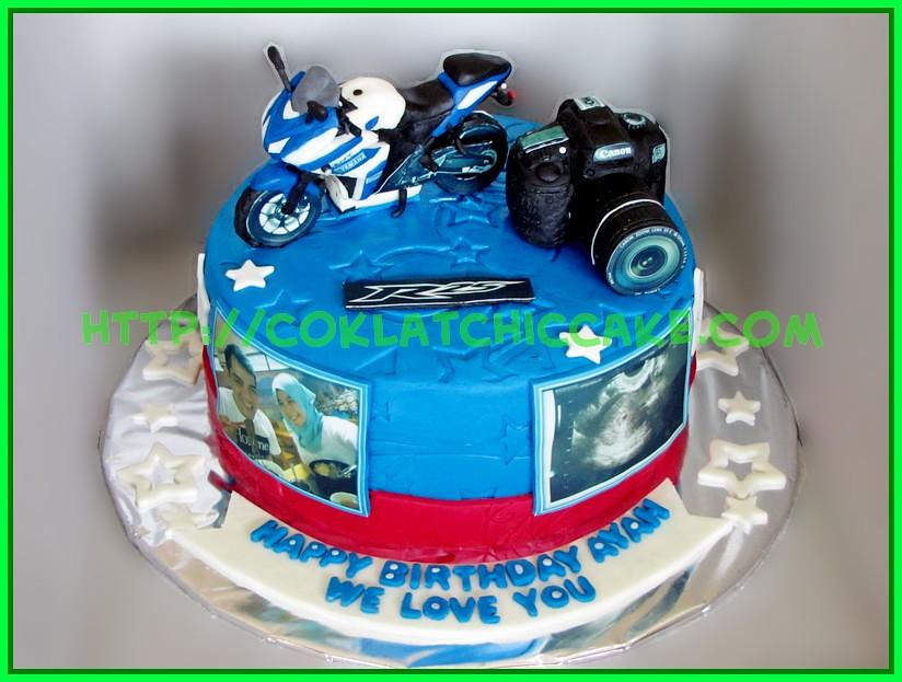 Cake Yamaha
