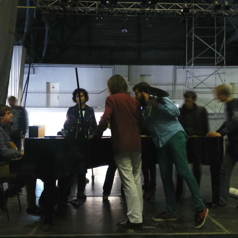 IYOV opera requiem Gogolfest 2015 rehearsal