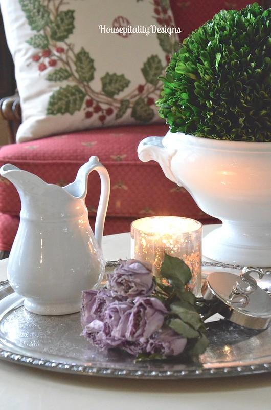 Dried Lavender Vignette - Housepitality Designs
