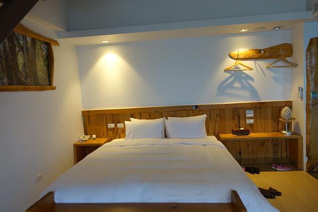 一樓雙人床@宜蘭香格里拉休閒農場
