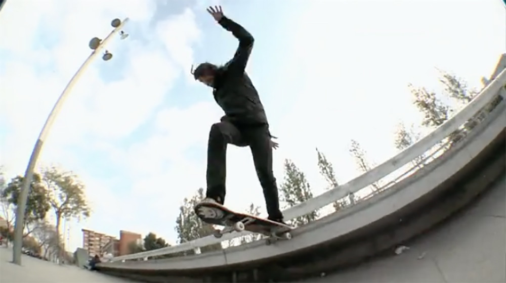 Ben Grove back tail