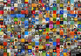 2015 in 365 square photos