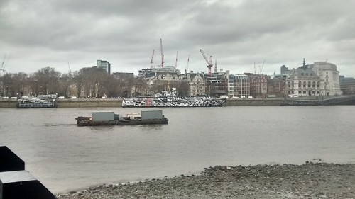 Thames from South Bank Dec 15 4