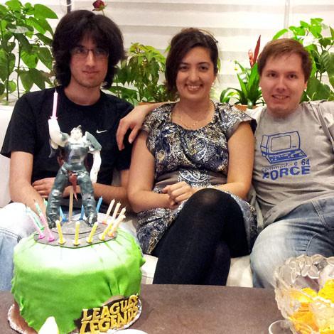 happy birthday shiwi (3 yrs ago)