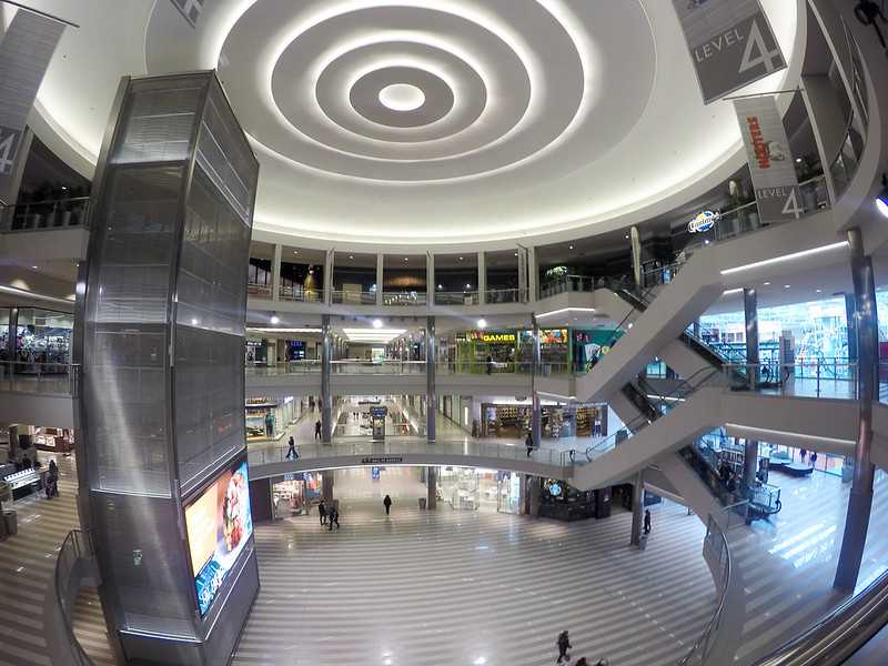 Mall of America rotunda