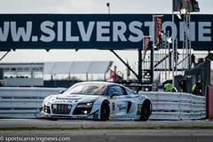 Simpson Motorsport Audi R8 LMS Ultra GT3 Britcar 24 Silverstone 2015 Sportscar Racing News
