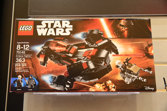 LEGO Star Wars 75145 Eclipse Fighter 1