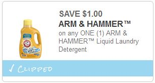Great Deal on Laundry Detergent