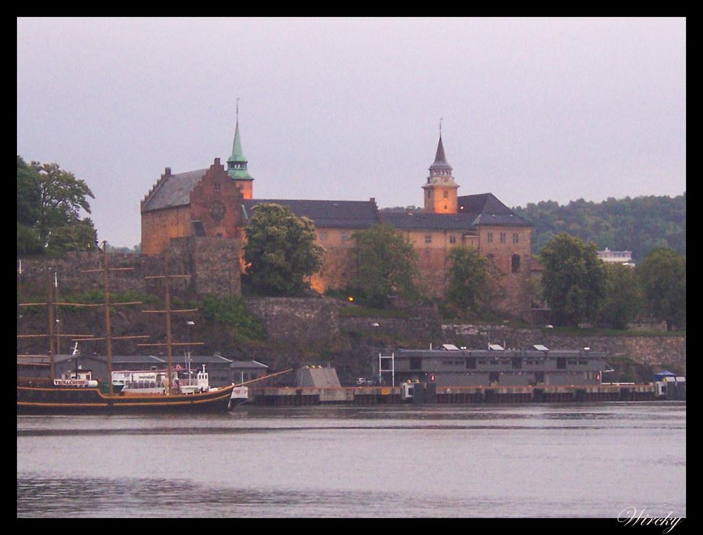 Ruta viaje fiordos noruegos - Fortaleza Akershus en Oslo