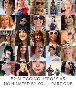 Blogging Heroes as Nominated by YOU - Part One | Not Dressed As Lamb