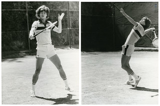 Chris Lewis, New Zealand Tennis Player (February 1980)