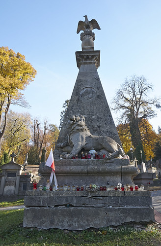 【写真】2015 東欧周遊 : リチャキフ墓地/2015-10-28/PICT4578
