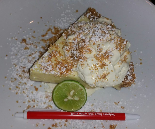2016-Mar-12 Cactus Club (Lougheed) - Key Lime Pie