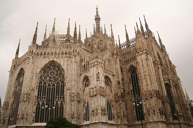Parte trasera del Duomo. © Paco Bellido, 2006