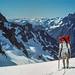 Middle Cascade Glacier by wanderflechten