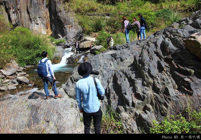 南投-夢谷瀑布15