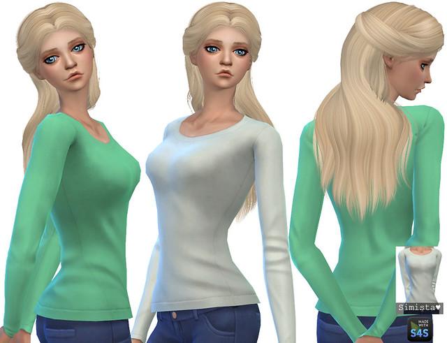 SimistaSimpleSweaters