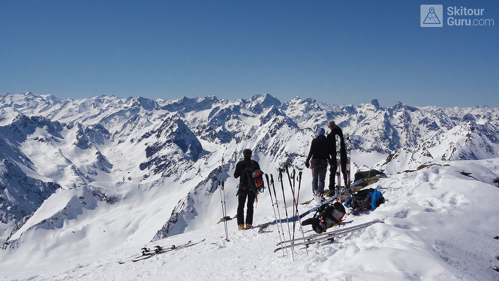 Wildes Hinterbergl Stubaiské Alpy Österreich foto 22
