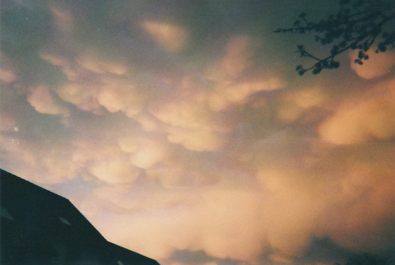 Analog Wolken